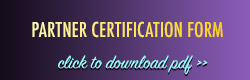 Partner Certification Form