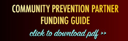 Community Prevention Partner Funding Guide